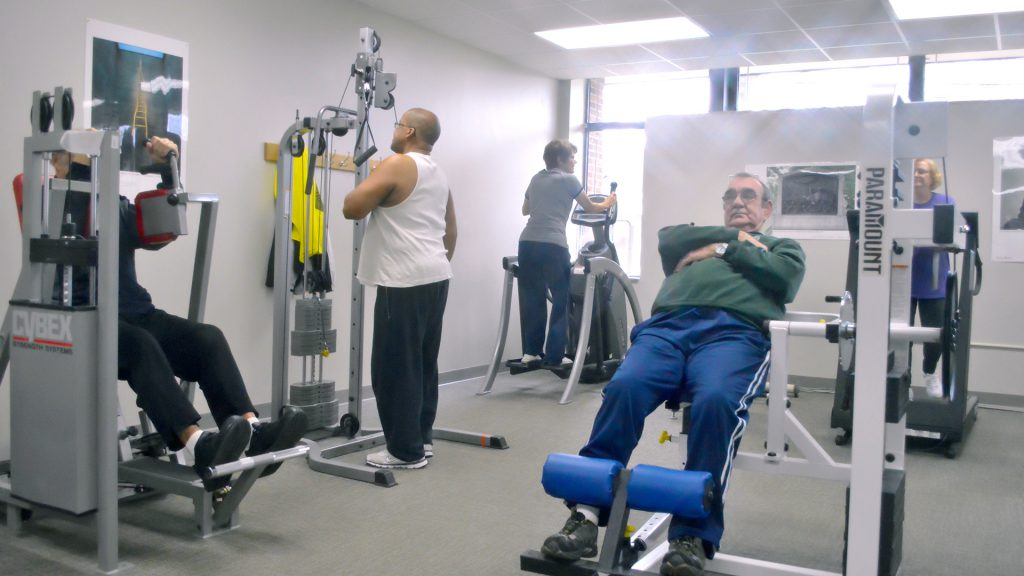 Forks Senior Center Fitness Center