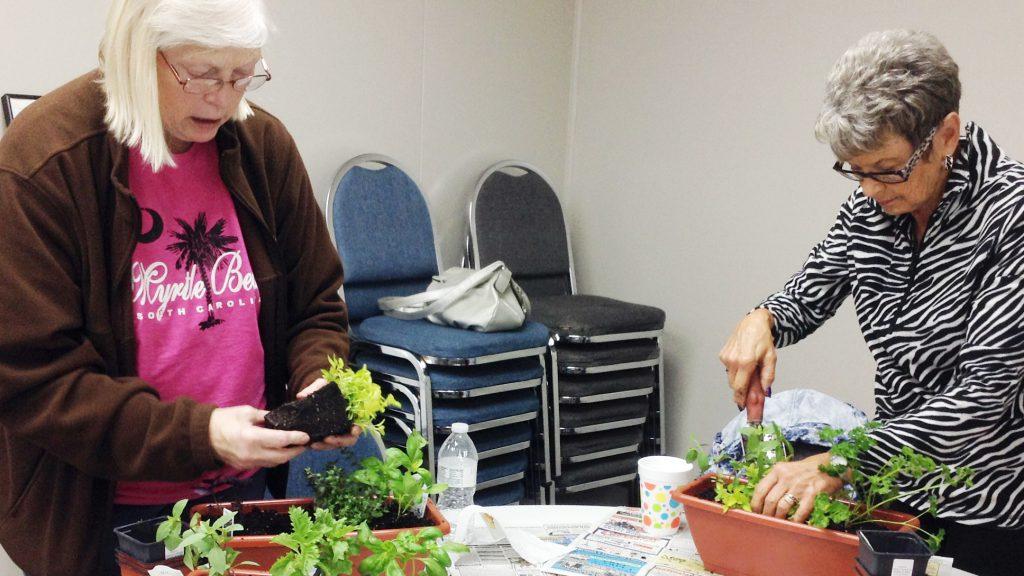 Forks Senior Center Membership Benefits